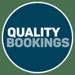 quality bookings logo
