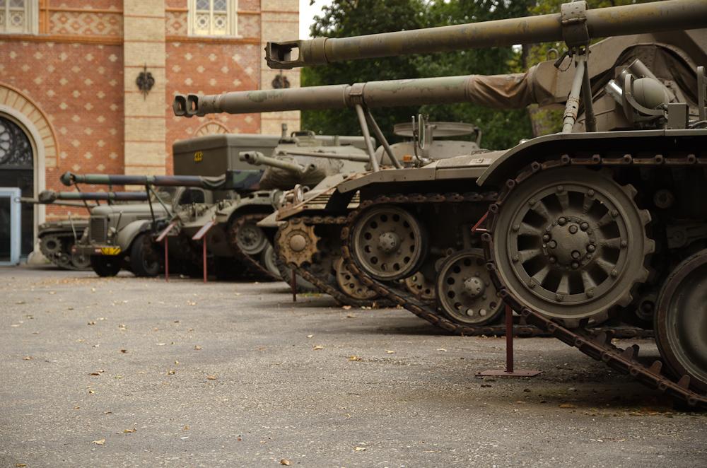 Heeresgeschichtliches Museum / Vienos karo istorijos muziejus