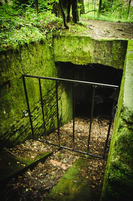 Požeminis rūsys netoli Hitlerio bunkerio