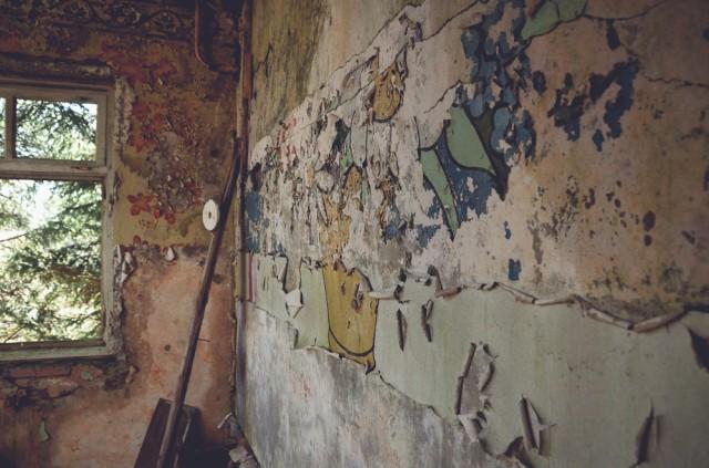 Kaip meniškai ir kruopščiai buvo papuošta ši patalpa