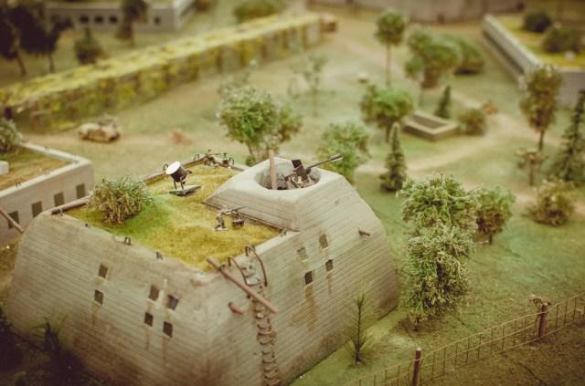 Bormano bunkeris