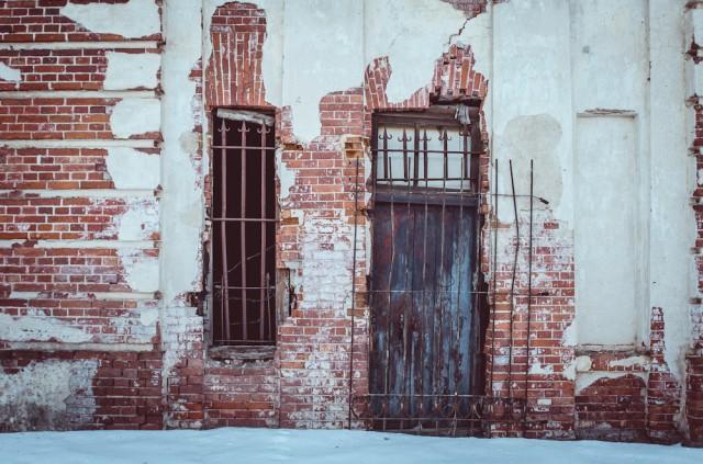 Durys, langas, grotos...