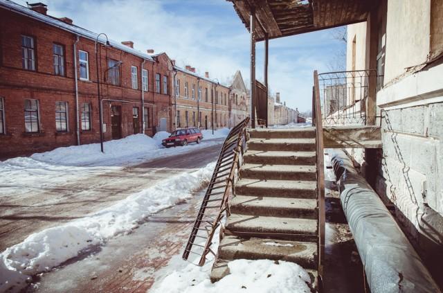 Aleksandro gatvės perspektyva