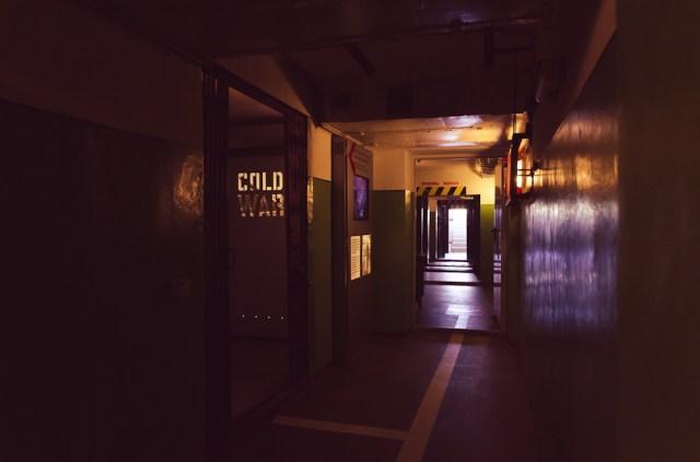 -1 aukšto centrinis koridorius