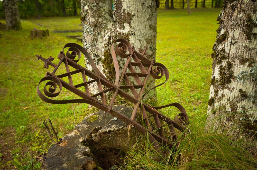 Lietuviški kapinių tvarkymo ypatumai. Ar taip galima?