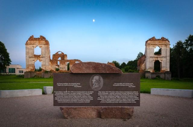 Pavyzdinis memorialinis akmuo