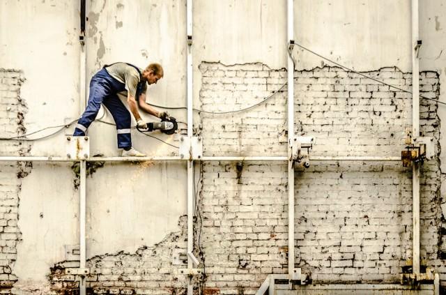 Darbų sauga Maskvoje