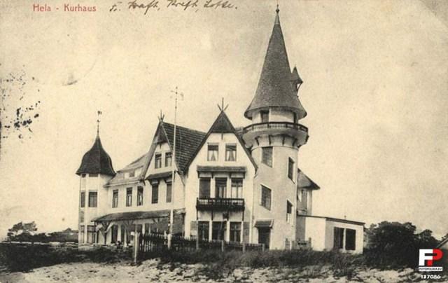 Helo Kurhauzas. 1914