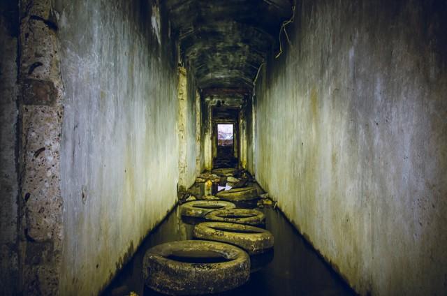 Koridorius, jungiantis vidines patalpas