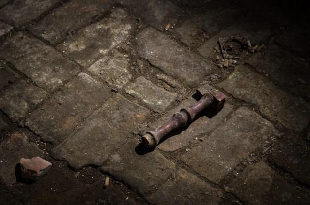 Akmeninės salės grindys