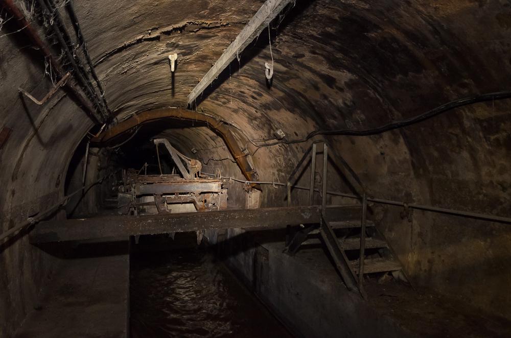 Pažintis su Paryžiaus kanalizacija