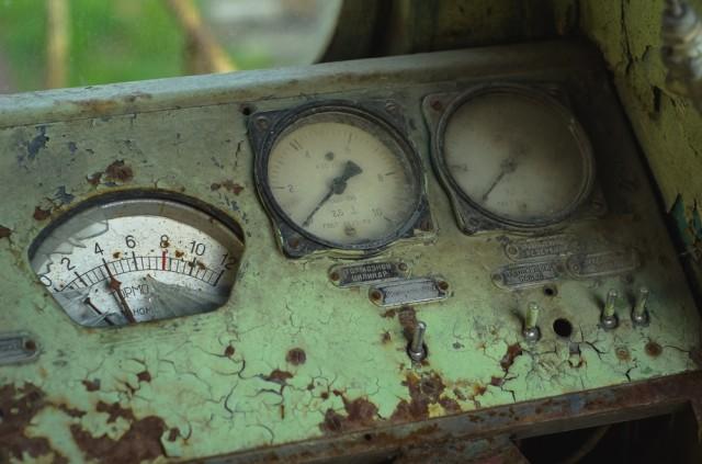 Šilumvežio stabdžių sistemą varo suspausto oro kompresorius