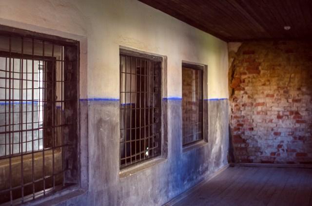 Patalpa kalinių lankymui