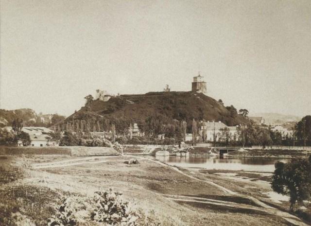 Gedimino kalnas (XIX a. pab. - XX a. pr.)
