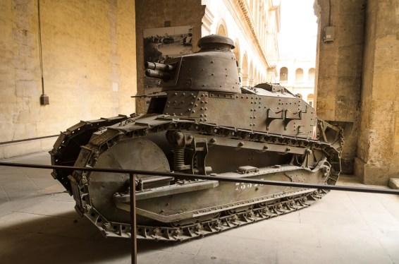 Tankas Renault FT17