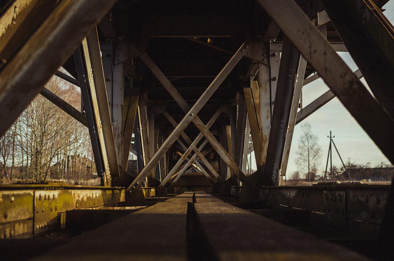 Požerūnų geležinkelio tiltas