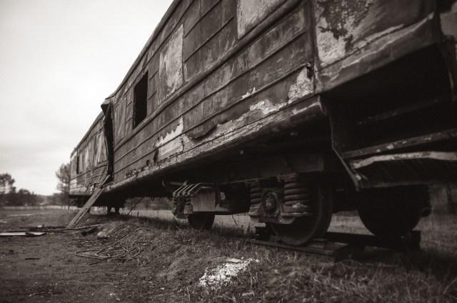 Vagonas su perspektyva