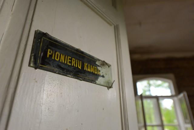 """""""Pionierių kambarys"""""""