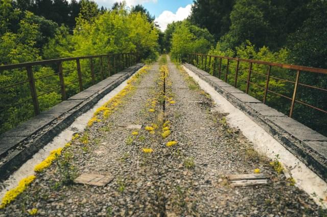 Ant pačio tilto kiek erdviau