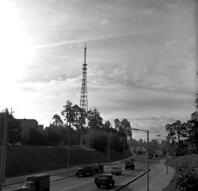 Senasis Vilniaus televizijos bokštas