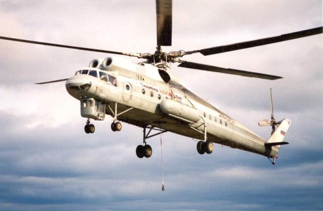 Ми-10К («Кран»)