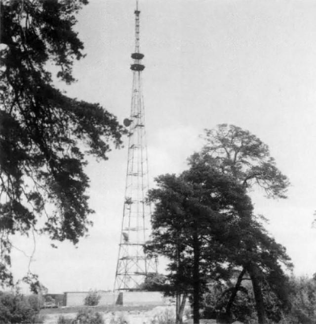 Senasis televizijos bokštas, 1969 m.