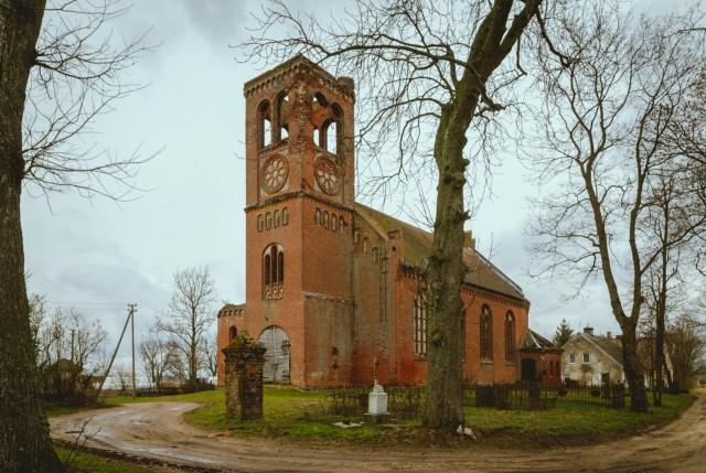 Plaškių evangelikų bažnyčia