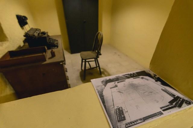 Radarų duomenų atrankos kambarys