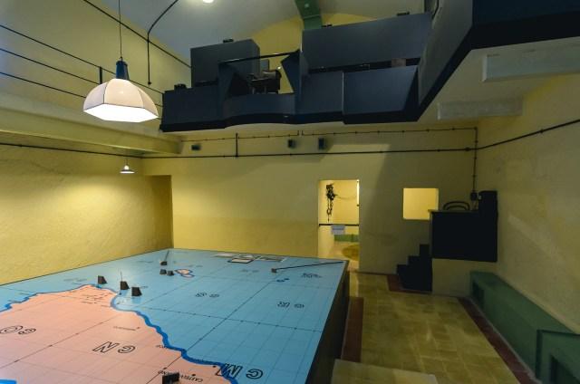 RAF operacijų kambarys
