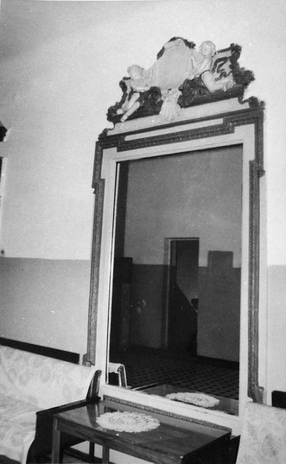 II a. vestibiulio veidrodis