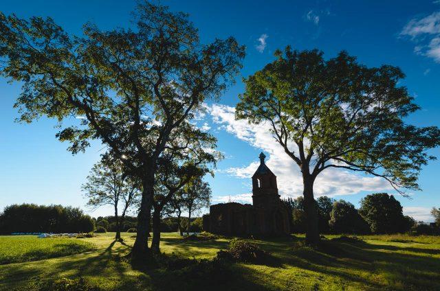 Šv. Mikalojaus bažnyčia (cerkvė) Silla kaime