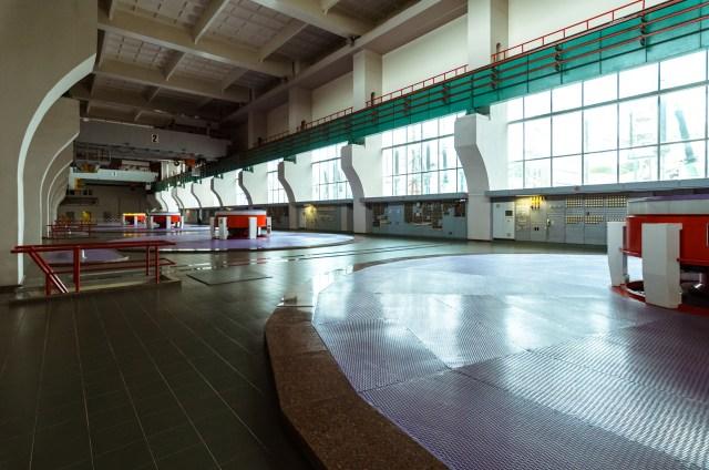 Turbinų salė