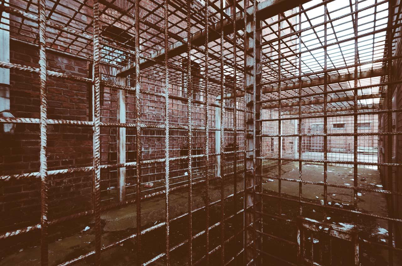 Klaipėdos teismo rūmai ir kalėjimas