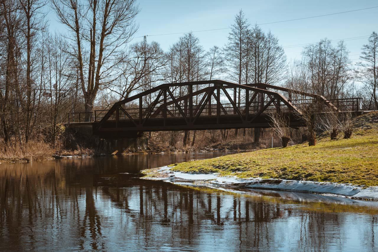 Kazbėjų tiltas. Išsaugoti nereikia griauti