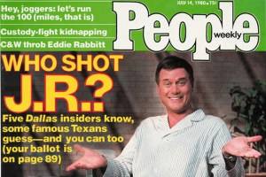 who shot jr magazine cover