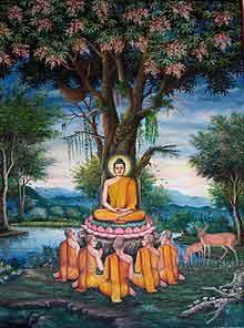 Hình đại diện Lược Sử Ðức Phật Thích Ca Mâu Ni