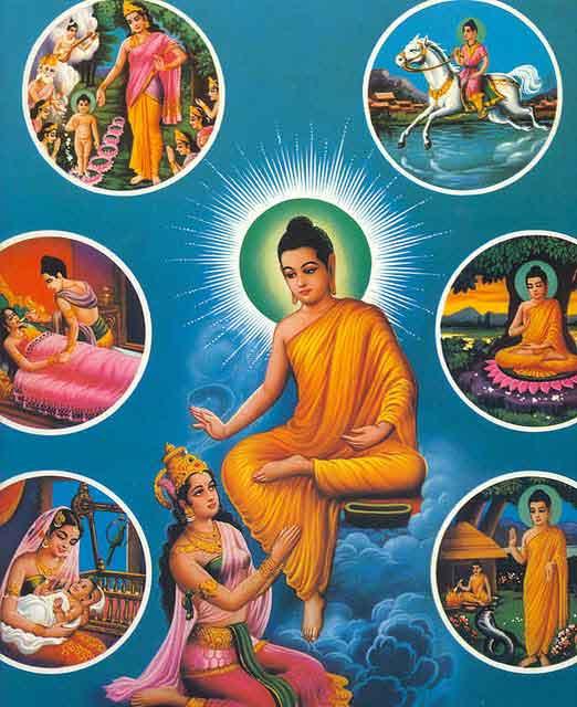 Hình đại diện Đạo Phật có mê tín không?