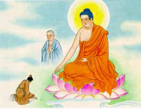 Hình đại diện 14 điều răn của Đức Phật