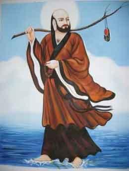 Hình đại diện Tổ Sư Đạt Ma