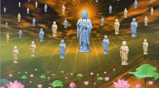 Hình đại diện Nhất tâm niệm Phật quyết định vãng sanh