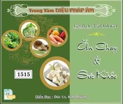 Hình đại diện Ăn chay và sức khoẻ