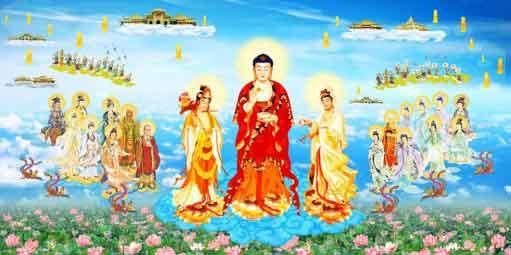 Hình đại diện Pháp niệm 10 danh hiệu A Di Đà Phật