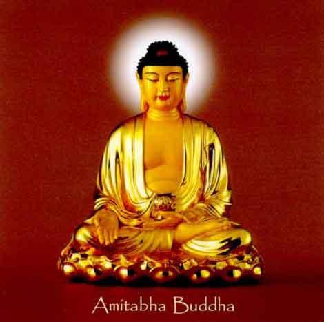Hình ảnh Phật là ánh từ quang