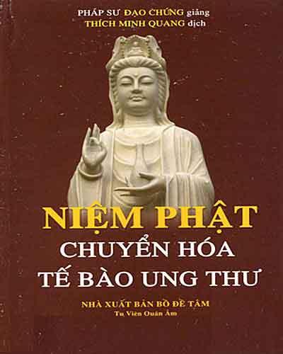 Hình đại diện Niệm Phật chuyển hóa tế bào ung thư