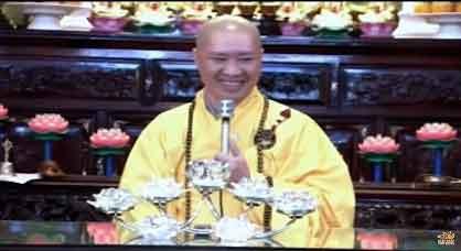 Hình đại diện Oai nghi người Phật tử