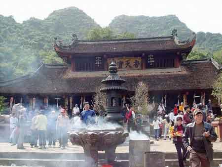 Hình đại diện Ngôi chùa thiêng nhất