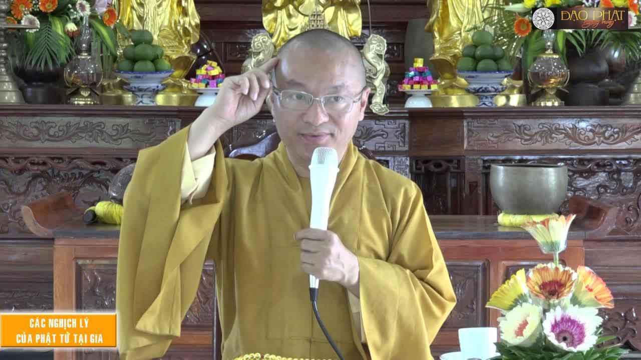 Hình đại diện Các nghịch lý của Phật tử tại gia
