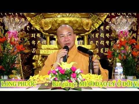 Hình đại diện 10 đạo lý ở đời và trong kinh Phật