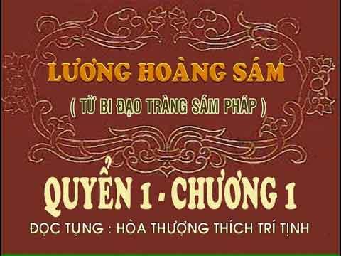 Hình đại diện Kinh Lương Hoàng Sám