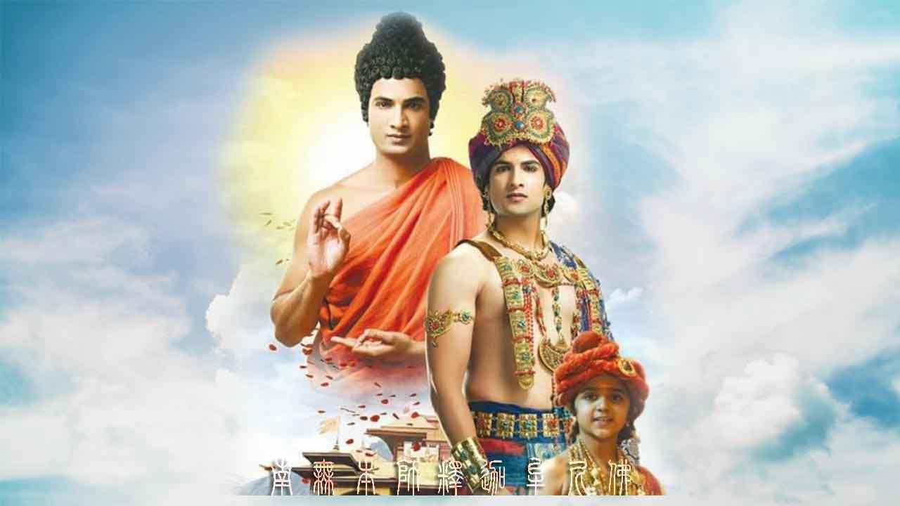 Hình đại diện Phim cuộc đời Đức Phật Thích Ca (Buddha) lồng tiếng 55 tập